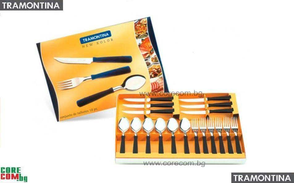 Tramontina Knives Set Tramontina New Kolor Set 170